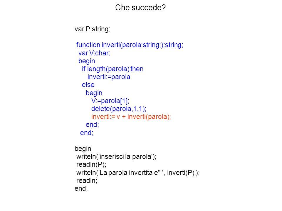 Debug Il debugger integrato dà al programmatore il controllo sullesecuzione del codice.