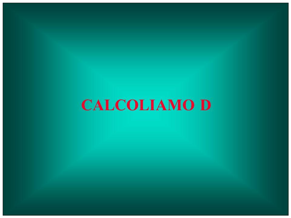 CALCOLIAMO D