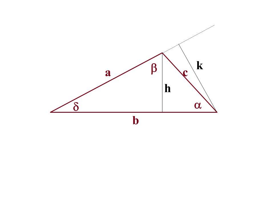 a b c h k
