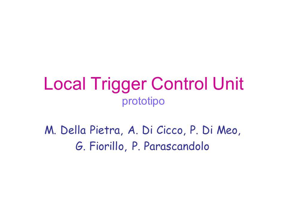 La LTCU discrimina i 18 ingressi rispetto a tensioni di soglia (una diversa per ognuno degli ingressi) settate da un controllore remoto.