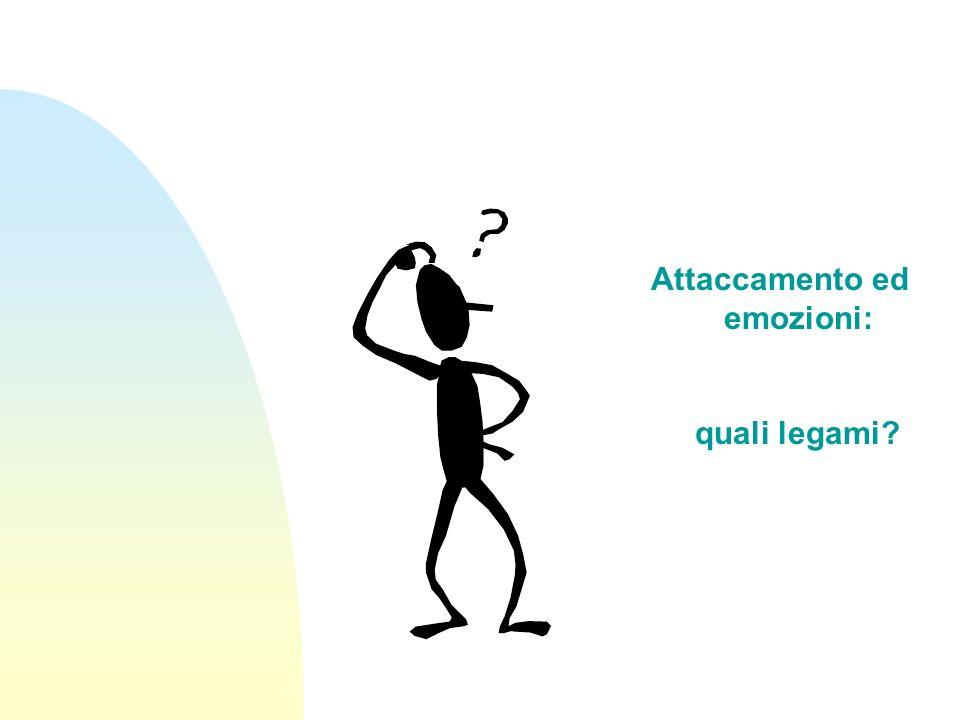 Attaccamento ed emozioni: quali legami?