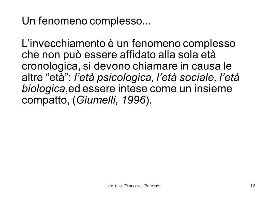 dott.ssa Francesca Palombi19