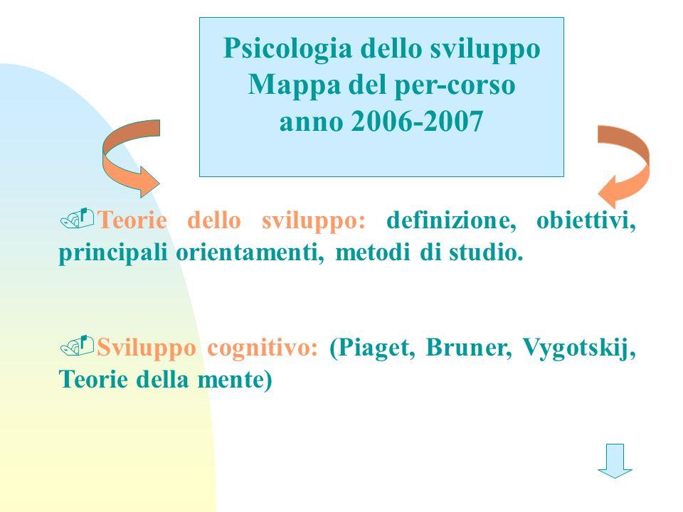 .Sviluppo affettivo-emotivo.Processo emotivo: definizione, funzioni, metodi di studio.