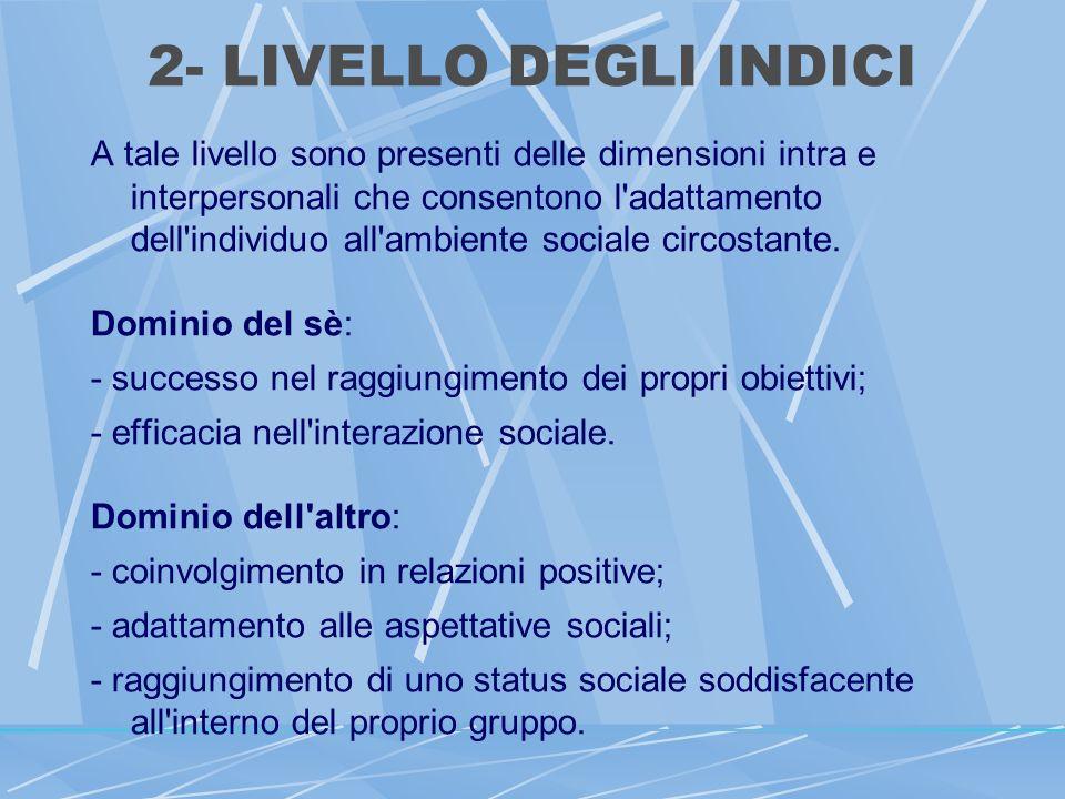 Il trattamento dei dati Coppola e Camodeca stanno lavorando alla costruzione dei punteggi criterio italiani di competenza sociale e di desiderabilità sociale.