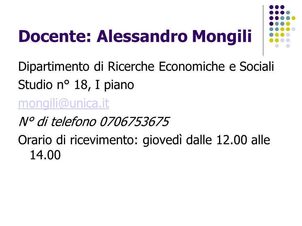 SOCIOLOGIA: 9 CREDITI, 60 ORE DI LEZIONE FRONTALE I Modulo Pier Paolo Giglioli (a cura di), Invito allo studio della società, Bologna, Il Mulino 2005.