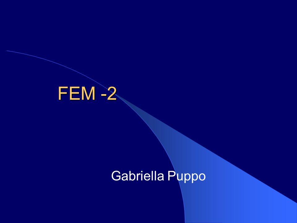 FEM -2 Gabriella Puppo