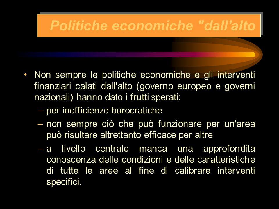 Tecnopolis & Concerted Programming WHAT HAS BEEN REALISED Patto Conca Barese (BISCEGLIE - BITONTO - GIOVINAZZO - MOLFETTA - - PALO DEL COLLE - RUVO DI - PUGLIA - TERLIZZI) Patto del Fortore ( APRICENA, CARLANTINO, CASALNUOVO MONTEROTARO, CASALVECCHIO DI PUGLIA, CHIEUTI, LESINA, POGGIO IMPERIALE, S.