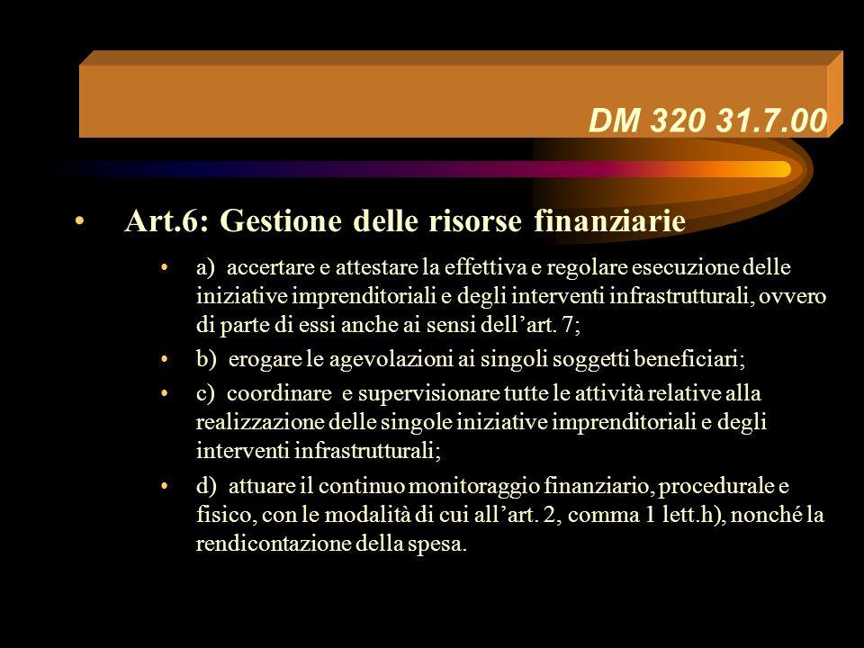 DM 320 31.7.00 Art.