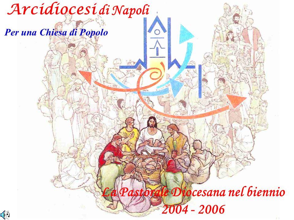 Arcidiocesi di Napoli Per una Chiesa di Popolo La Pastorale Diocesana nel biennio 2004 - 2006