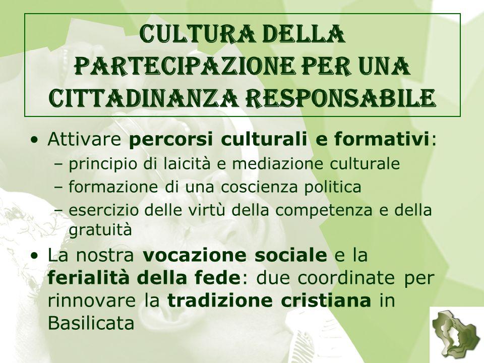 Università e territorio Integrare i due poli dellUniversità di Basilicata, per far sì che in essa si formi la classe dirigente della Regione.