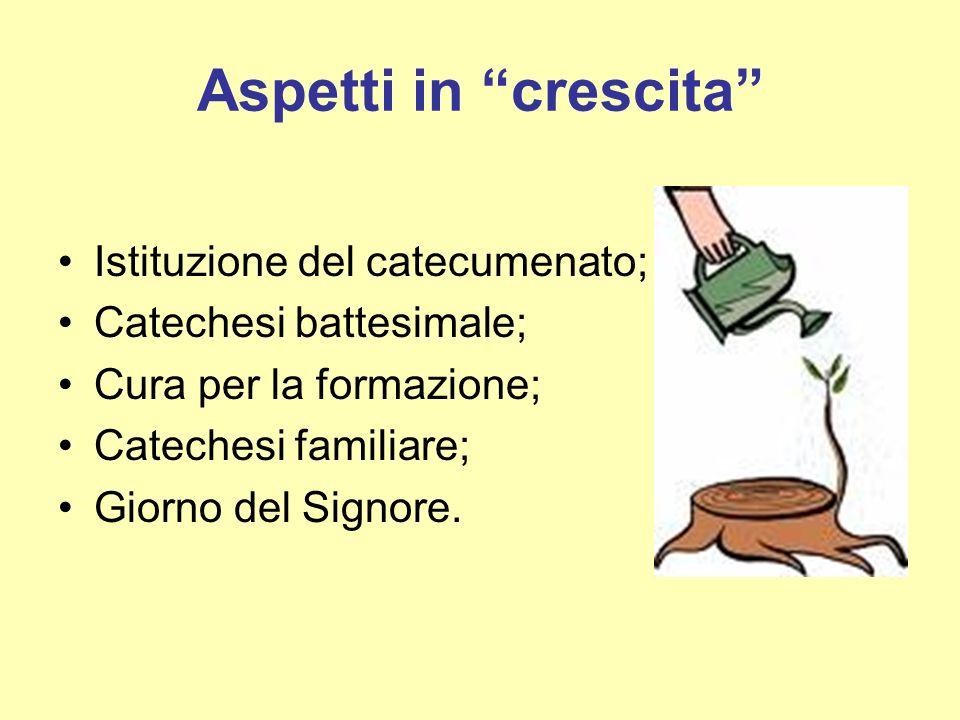2) Paradigma catecumenale