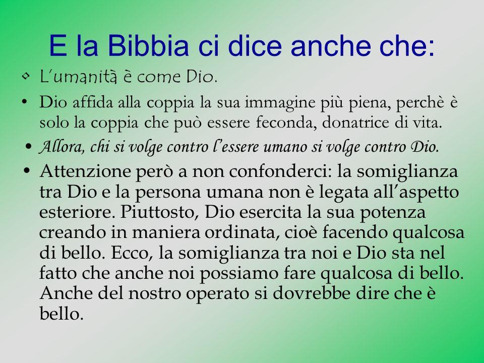 Scrive il Catechismo della Chiesa Cattolica: Il disegno di Dio sulla famiglia è esigente.