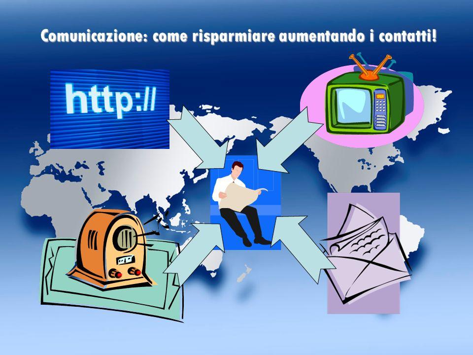 Comunicazione: come risparmiare aumentando i contatti!