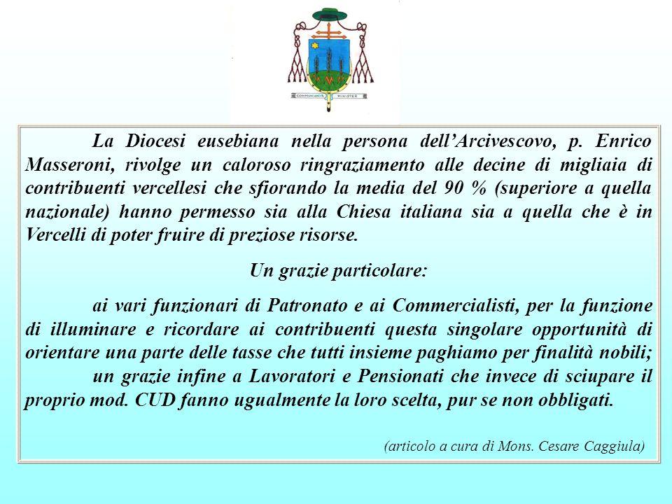 La Diocesi eusebiana nella persona dellArcivescovo, p.