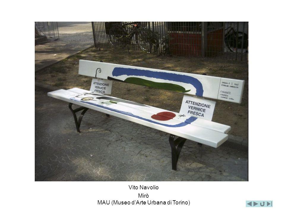 Vito Navolio Lichtenstein MAU (Museo dArte Urbana di Torino)