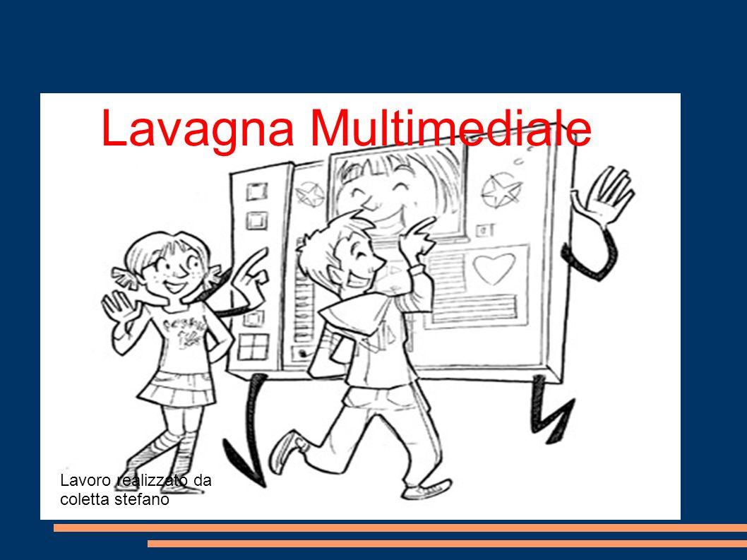 LIM è l acronimo di Lavagna Interattiva Multimediale.