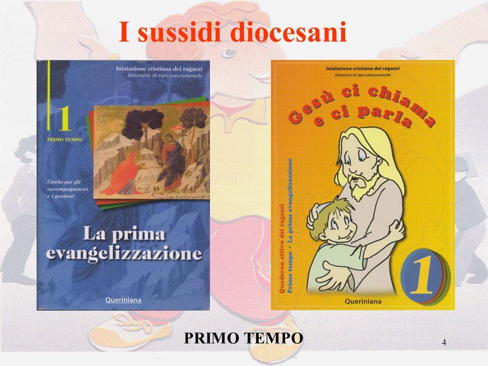 15 Il metodo Globalità (Parola/Lit/carità) Itinerario (Tempi e fasi) la comunità (anno liturgico) il gruppo Ragazzi-genitori-accompagnatori