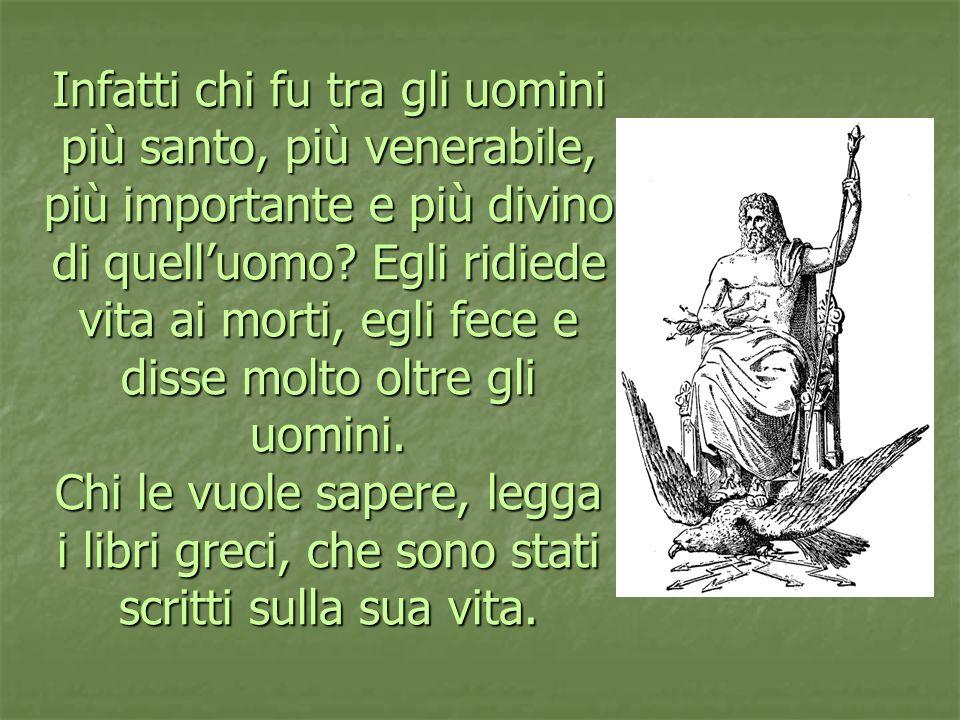 La religione dei Romani La religione dei Romani era affollata di una grande quantità di dei.