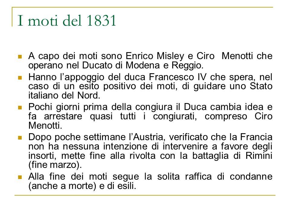 LItalia e lEuropa Cavour è consapevole che non è possibile costruire lItalia senza trovare un accordo con le potenze europee.