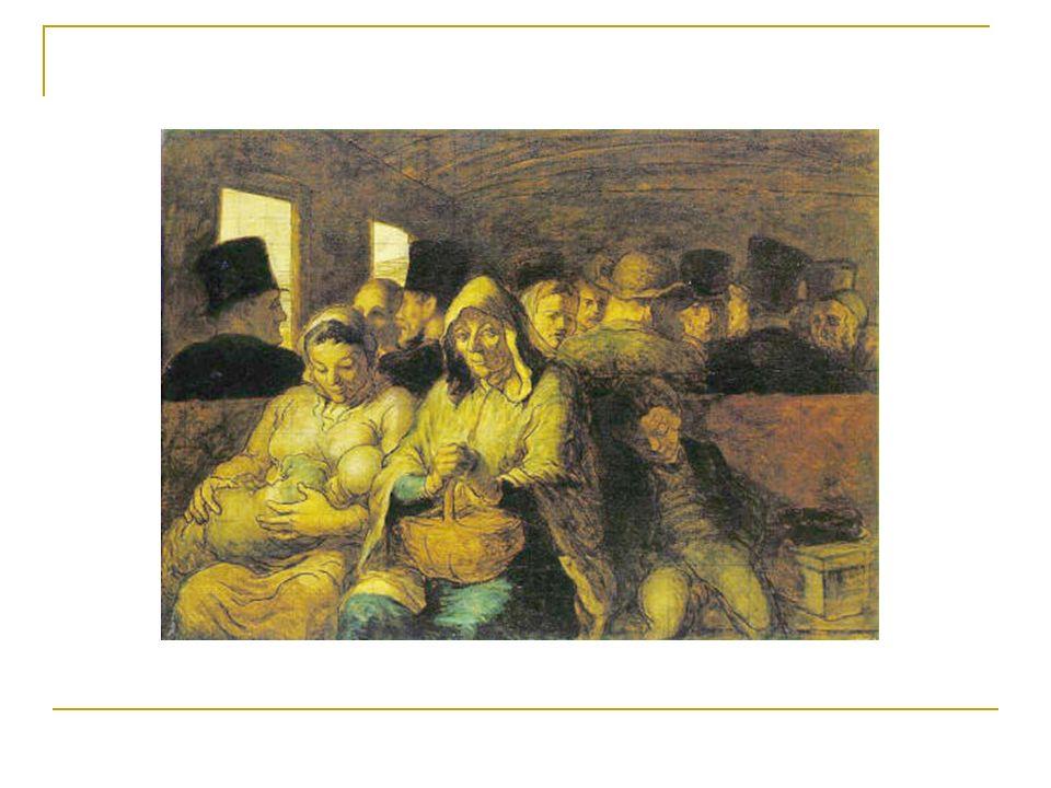 Da Turner a Monet: la suggestiva impressione dellarrivo di un treno (Turner, Pioggia, vapore, velocità, 1844)