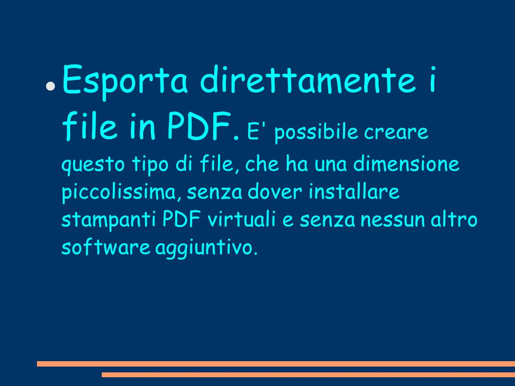Differenze tra Impress e Power Point