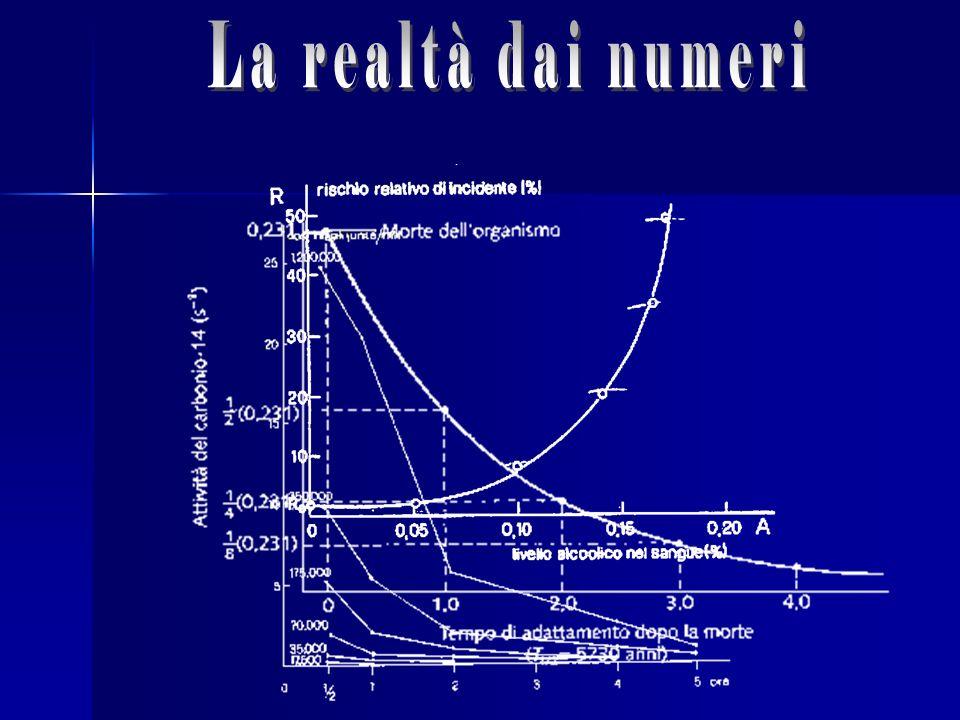 In ogni grafico di quelli proposti il tasso di crescita della variabile dipendente rispetto alla variabile indipendente è costante.