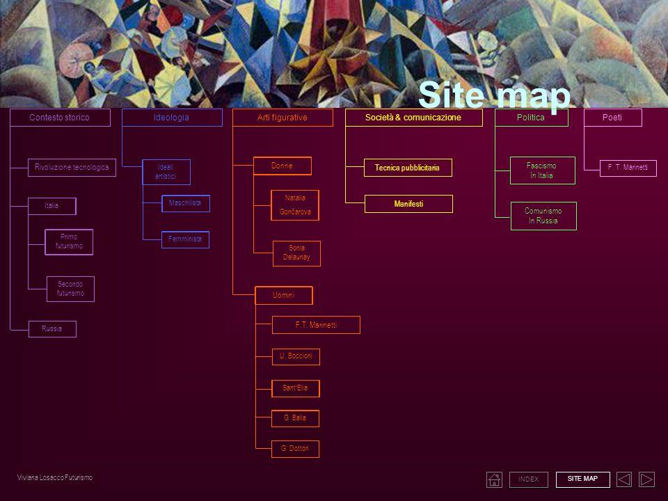 Site map INDEX SITE MAP IdeologiaArti figurative Società & comunicazionePoliticaPoeti Tecnica pubblicitaria Manifesti Fascismo In Italia Comunismo In