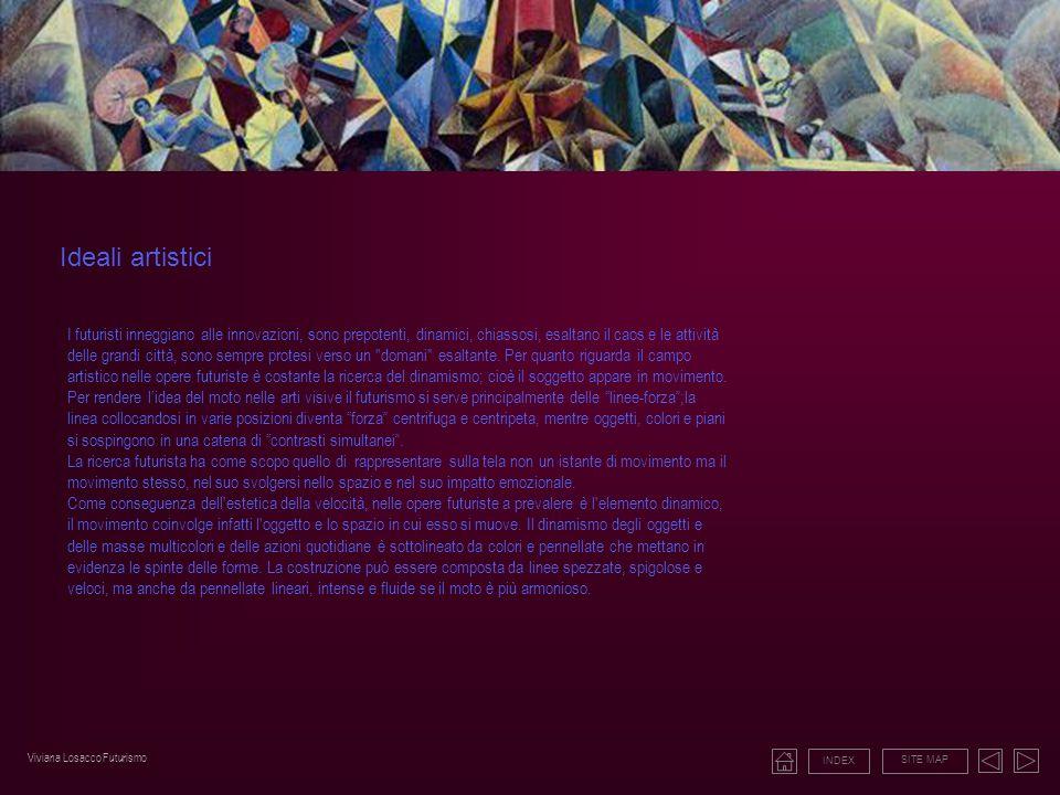 Ideologia Maschilista INDEX SITE MAP Il futurismo ha l ambizione di rivoluzionare l atteggiamento nei confronti della vita.