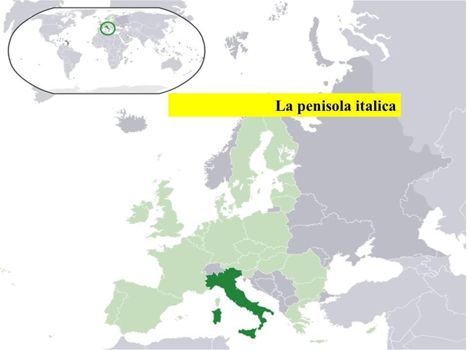 La penisola italica