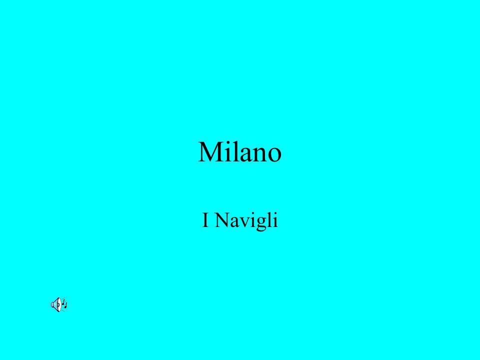 Milano I Navigli