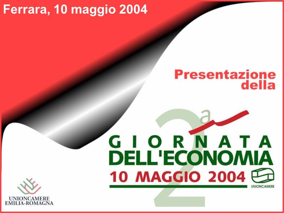 Ferrara, 10 maggio 2004