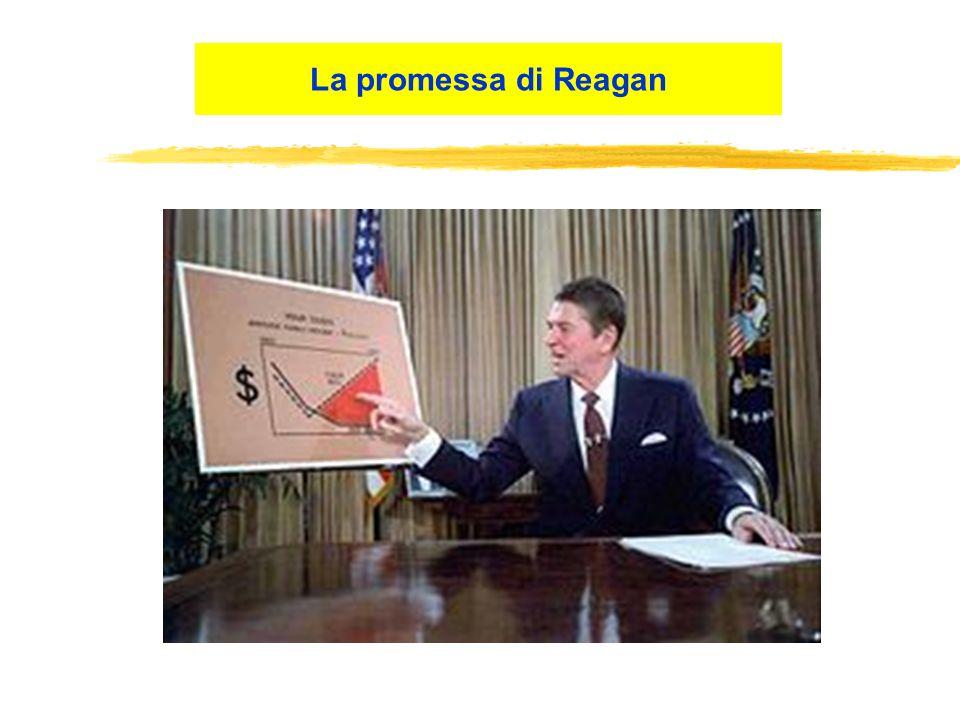 La promessa di Reagan