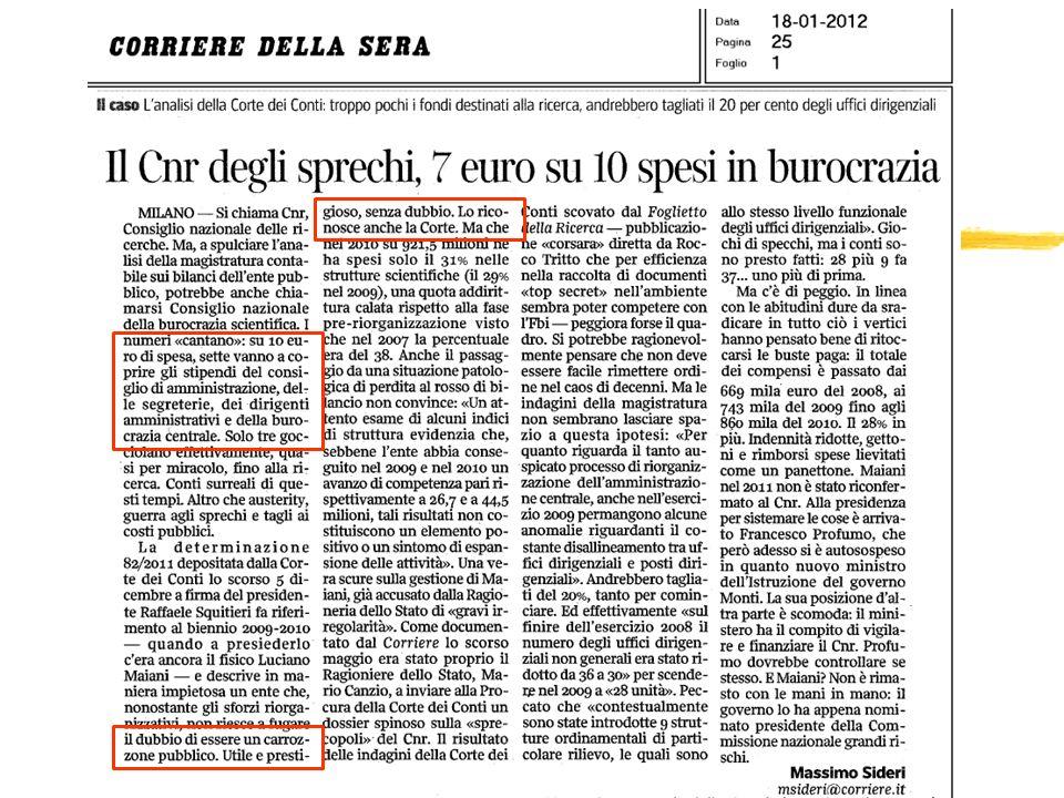 Un quadro dellinnovazione in Italia Il ritardo delle imprese Il settore pubblico LICT Alcune conclusioni