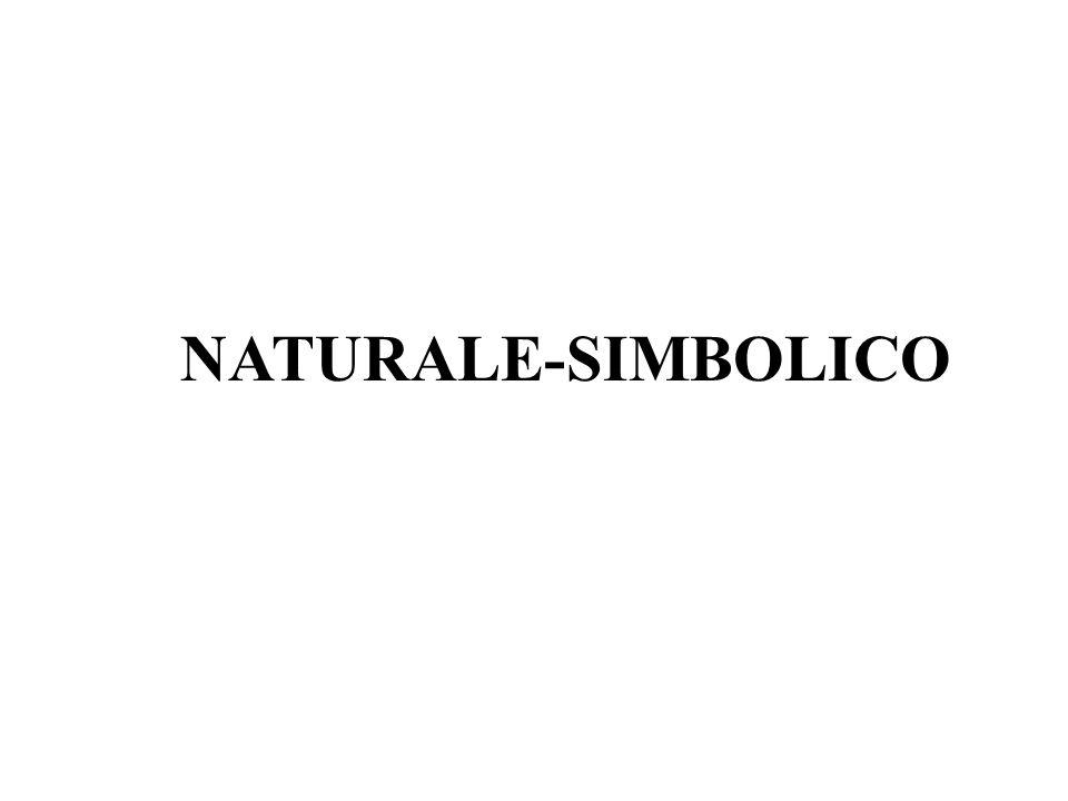 NATURALE-SIMBOLICO