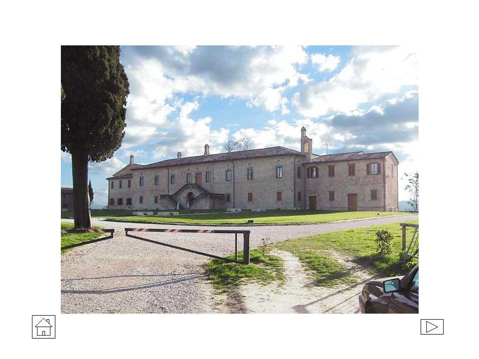 La settecentesca Villa del Balì è la sede ideale per un centro dedicato alla scienza.