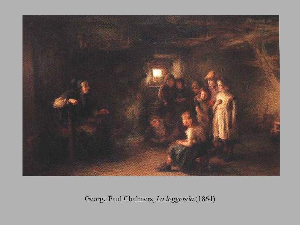 George Paul Chalmers, La leggenda (1864)