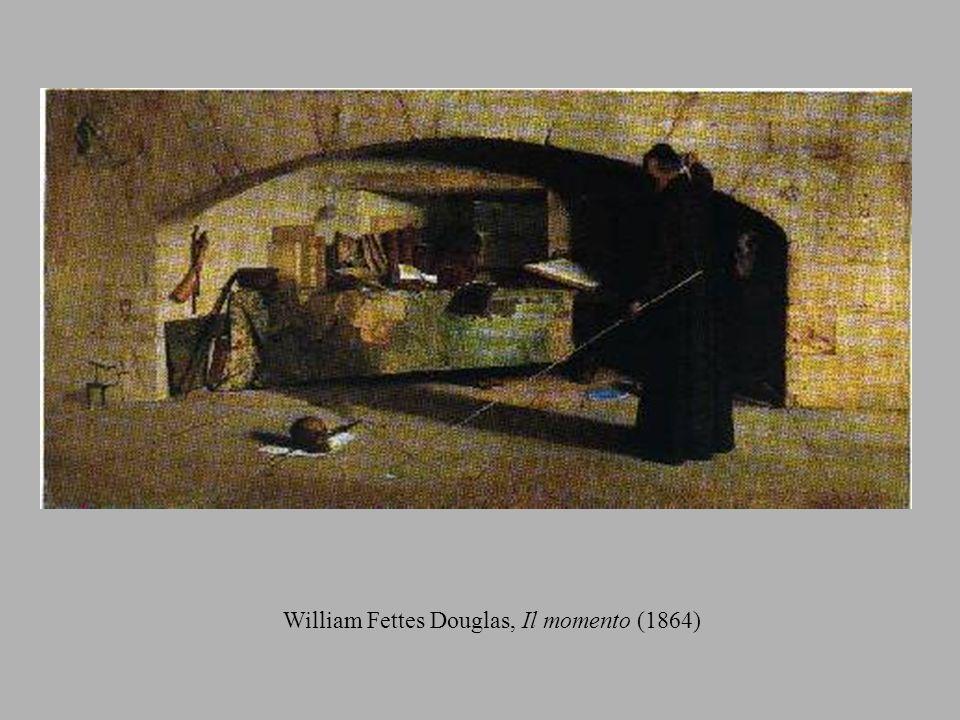 William Fettes Douglas, Il momento (1864)