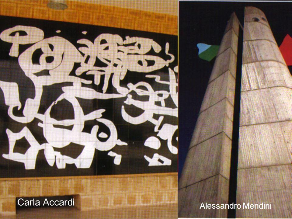 Carla Accardi Alessandro Mendini
