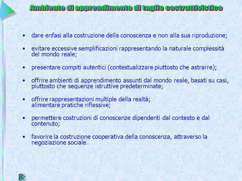 Indirizzi utili http://www.itiscannizzaro.net/Circolare55/corsob/materiali/sito/webquest.htm