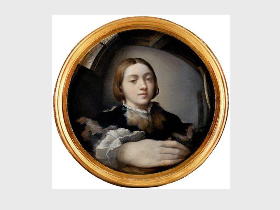 Lo specchio e Narciso Il mito di Narciso, che si innamora della propria immagine, specchiandosi nellacqua di una fonte, ha sollecitato molti pittori, permette infatti virtuosismi diversi, primo fra tutti la rappresentazione del doppio a rovescio