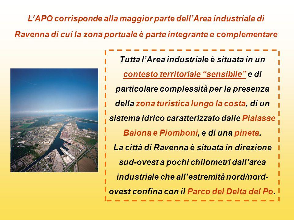 Area industriale e portuale di Ravenna località balneari Pialassa Baiona Pialassa Piombone area industriale e portuale
