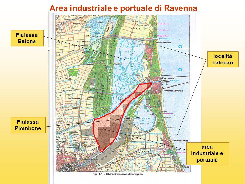 Ravenna e Zona Industriale/ Portuale