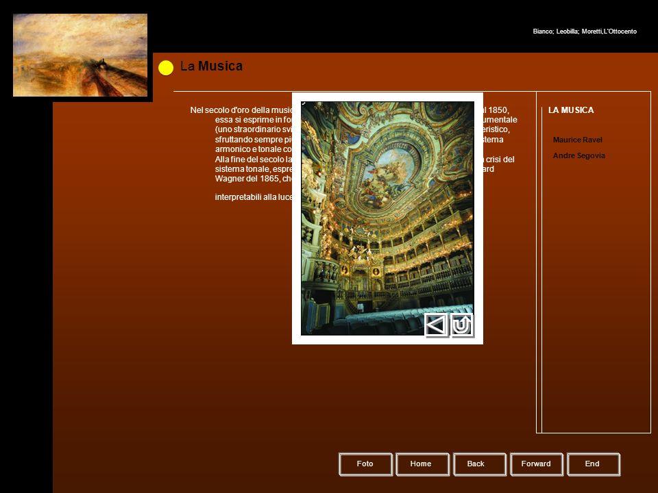 HomeBack Forward Foto Nel secolo d'oro della musica classica occidentale, gli anni che vanno dal 1750 al 1850, essa si esprime in forme sempre più ric