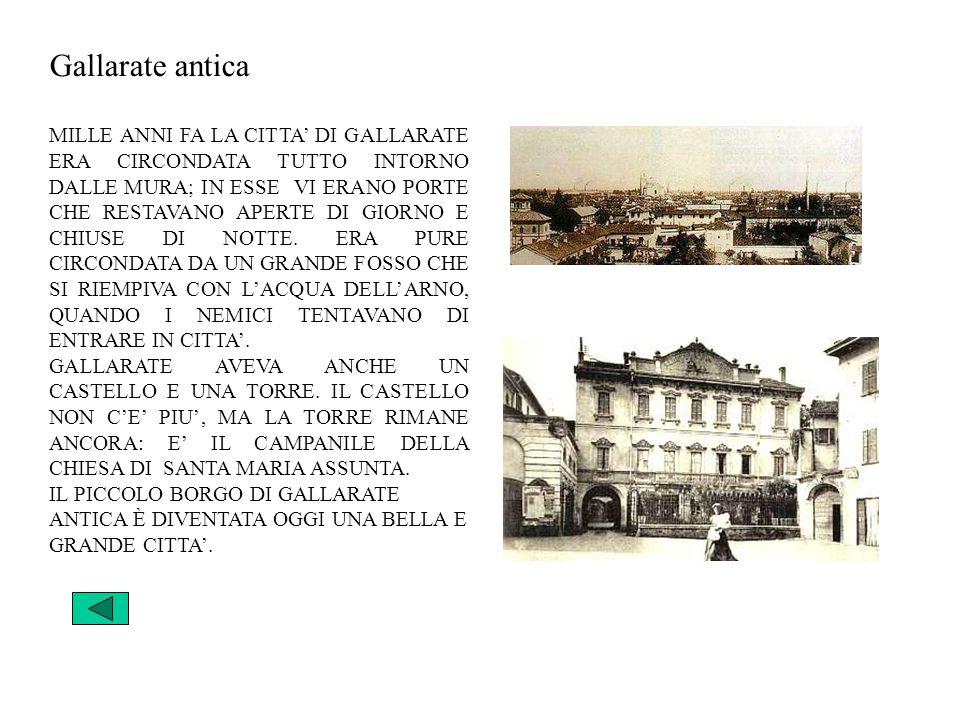La storia Abitata sin dal neolitico, probabilmente fondata dai Galli (come testimonia una tomba gallica del sec. I a.C. rinvenuta in piazza Ponti), si