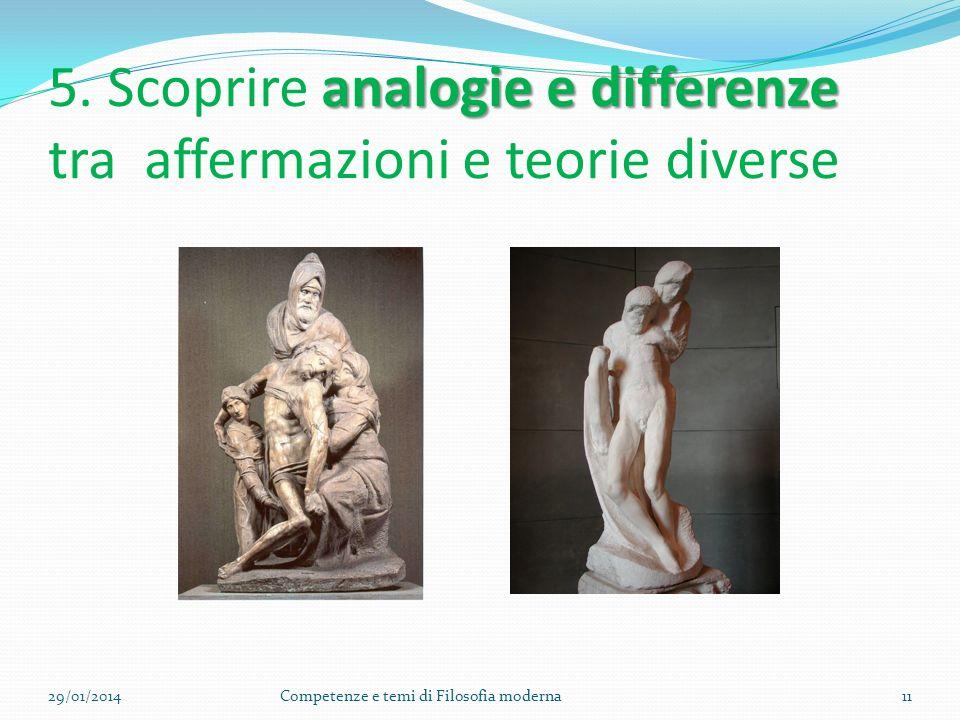 analogie e differenze 5.