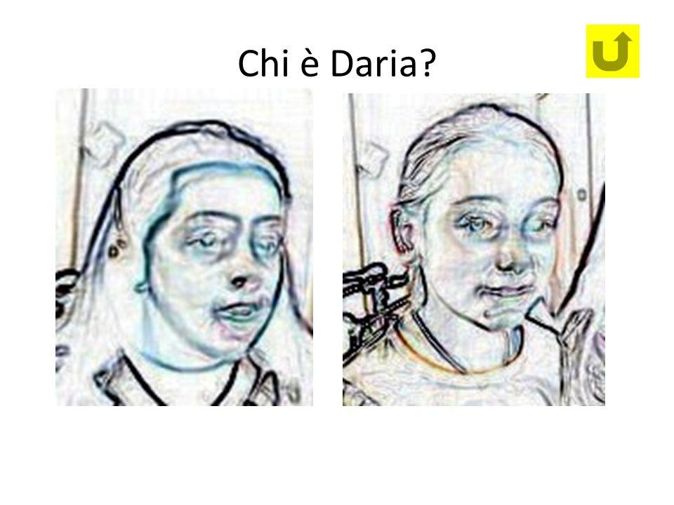 Chi è Daria