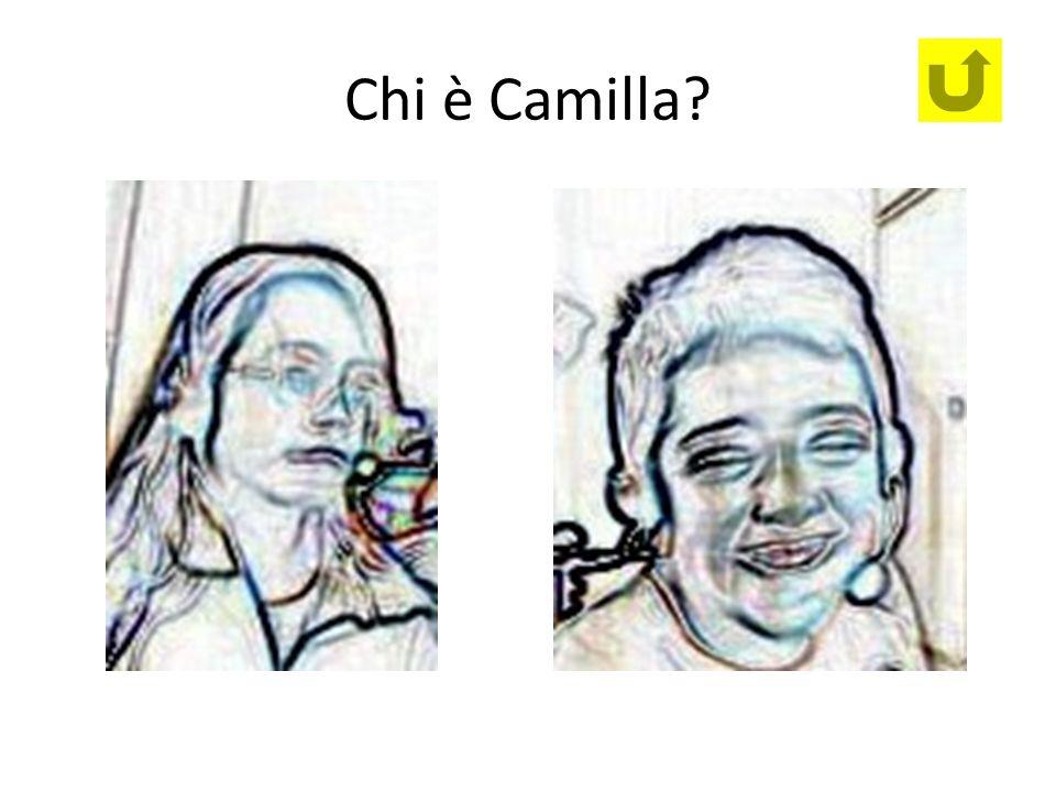 Chi è Camilla