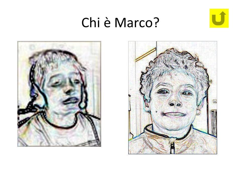 Chi è Marco