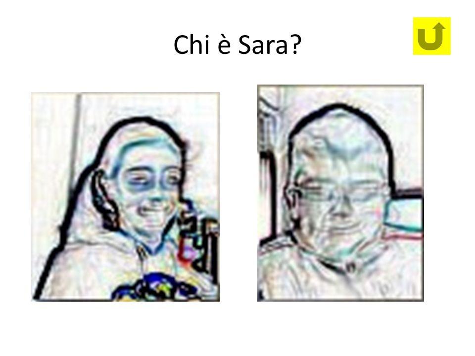 Chi è Sara