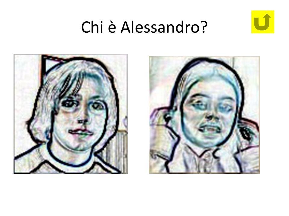 Chi è Alessandro